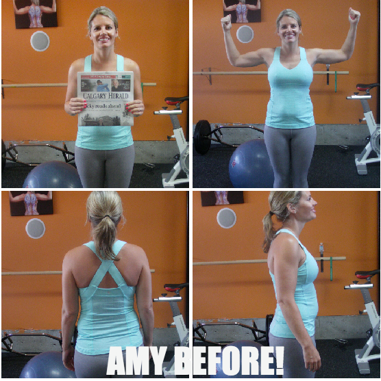 Amy Before